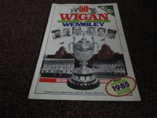 50 Years of Wigan at Wembley